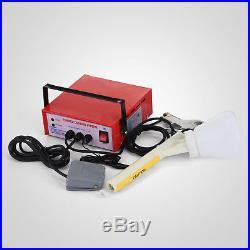 110V/220V Powder Coating System Portable Electrostatic Spray Paint Gun PC03-2