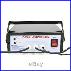 110V PC03-5 Portable Original Powder Coating System Paint Spary Gun 10-15 Psi