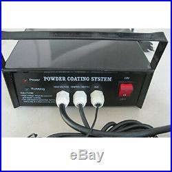 110V Portable Powder Coating System Paint Gun PC03-5 Powder Coating Machine