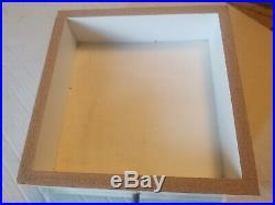 13 x 13 x3 Powder Coating Fluid Bed/ Aluminum Dip Rack Jighead Painting NEW