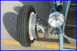 1929 Ford MODEL A ROADSTER PAINT, CHROME & POWDER COATING