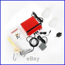 25 N/S 10-15 PSI 220V 50 Hz Red PC03-2 Powder Coating System Spray Paint Gun