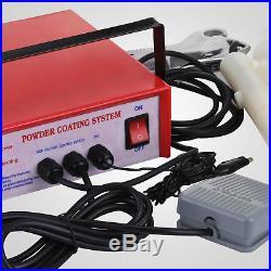 3.3W PC03 Spray Gun Graffiti&Painting Coating Powder 25 N/S Powder Coating
