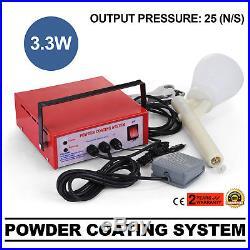 3.3W PC03 Spray Gun Graffiti&Painting Coating Sprayer pressure Powder Coating