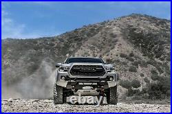 BODY ARMOR 4x4 HiLine Series Front Bumper 2016-2021 TOYOTA TACOMA TC-19339