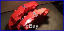 Brembo 8pot Front Calipers Audi R8 RS3 RS4 RS5 RS6 RS7 S3 S4 S5 S6 S7 S8 Brakes