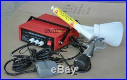 CE Portable Powder Coating system paint Gun coat US