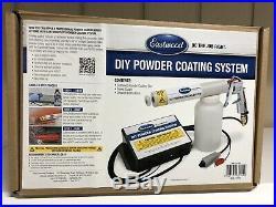 Eastwood Original DIY Powder Coat Paint Gun System 1/4 MNPT 11 000V New