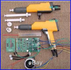 Electrostatic Powder Coating Spray Gun, Spray Machine, Paint System