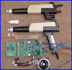 Electrostatic Powder Coating Spray Gun, Spray Machine, Paint System A #