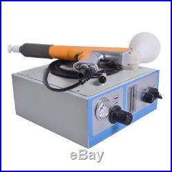 Electrostatic Powder Coating Spray Gun Spray Machine Sprayer Paint System 30W