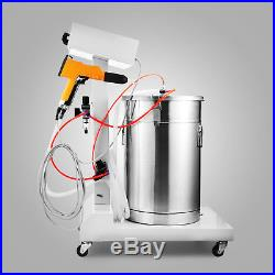 Electrostatic Powder Coating Spray Gun Wx-101 Paint Gun Max 200ua Sprayer