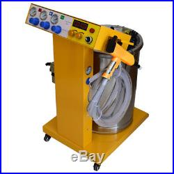 Electrostatic Powder Spray Coating Machine Powder Paint Gun Sprayer 220V