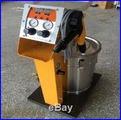 Electrostatic Spray Powder Coating System Machine Spraying Gun Paint System N qh