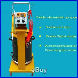 Electrostatic Spray Powder Coating System Machine Spraying Gun Paint System s