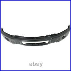 Front Bumper For 2009-2014 Ford F-150 Powdercoated Black Steel