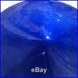 Gloss Transparent Candy SAPPHIRE BLUE powder coat paint 6Lbs/2.7kg FREE SHIPPING