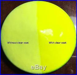HiGloss NEON Yellow Powder Coating Paint, 6Lb/2,7kg FREE SHIPPING