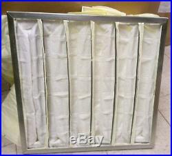 JC-EWPNR 12'x7' WIDE POWDER COATING SPRAY PAINT BOOTH WALL (SINGLE PHASE)