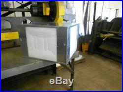 Jc-ewpnr12'x7' Wide Powder Coating Spray Paint Booth Exhaust Wall(three Phase)