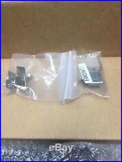MGP Caliper Brake Covers for Ford 97-04 Mustang Black Paint 10017SCNKBK
