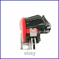 MGP Caliper Brake Covers for GMC 14-18 Sierra 1500 Red Paint 34208SMGPRD