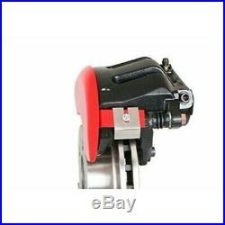 MGP Caliper Brake Covers for Pontiac 1998-2002 Firebird Red Paint 18028SPONRD