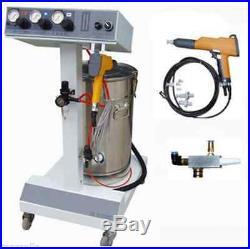 New Electrostatic Powder Coating Spray Gun, Spray Machine, Paint System B
