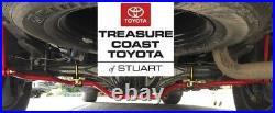 New Oem Toyota Tundra 2007-2021 Trd Rear Sway Bar Kit