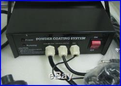 New PC03-5 Coating System Portable Powder Paint Gun
