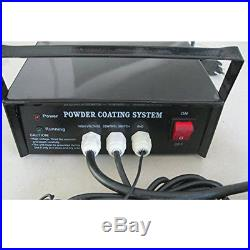 New Portable Original Powder Coating system paint Gun PC03-5 110V