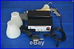New version Portable Powder Coating system paint Gun PC03-5 CE
