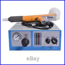 Original Portable Electrostatic Powder Coating System Spray Gun Paint Machine