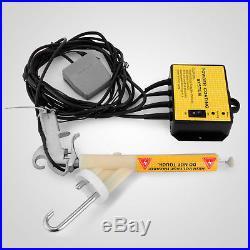 PC02 Powder Coating System Electrostatic Paint Gun Sprayer Paint Machine 3.3W