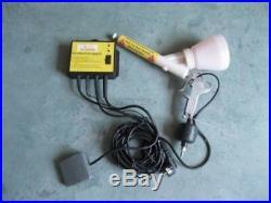 Paint Gun Coat Portable Powder Coating System PC02 New el