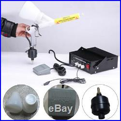 Portable Lab Electrostatic Powder Coat Paint System Coating Machine 110V