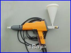 Portable Lab Electrostatic Spray Painting Machine Spray Paint Spray Coater 220V