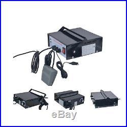 Portable Original Powder Coating System 10-15 Psi 5Cf Paint Spary Gun PC03-5