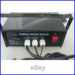 Portable Powder Coating System Paint Gun PC03-5 CE 10-15 Psi 5Cfm Air Paint Gun