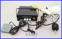 Portable Powder Coating system paint Gun coat PC03 220V 110V