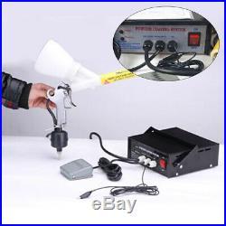 Portable Powder Coating system paint Gun coat PC03-5 FREE SHIPPING
