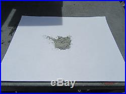 Powder Coat Paint H305-gr10 Cardinal 50# Semi Gloss Smooth Light Gunmetal Gray