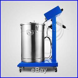 Powder Coating Machine 50W 45L Electrostatic Spraying Gun Paint WX-958