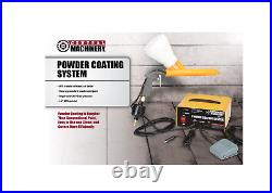 Powder Coating System Electrostatic Paint Gun 10-30 PSI (USA SELLER) New In Box
