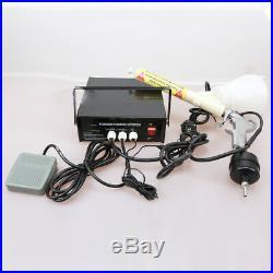 Powder Coating System Home Shop Auto Body Portable Coat Machine Paint Gun