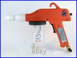Red Line EZ50 Powder Coating Cup Gun BRAND NEW