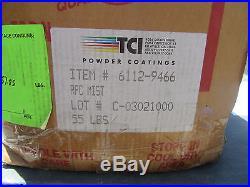 Tci Powder Coating Paint 6112-9466 50 Lbs Powder Rpc Mist Off White