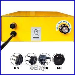 US Plug Original Portable Powder Coating System Paint Spray Gun PC03-5 110V