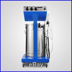 Wx-958 Powder Coating System Machine Deep Corners Paint System Sprayer